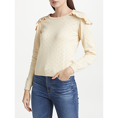 Numph Alfonsine Jumper, Pastel Rose Tan
