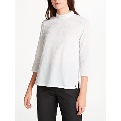 Numph Alise Blouse, Bright White