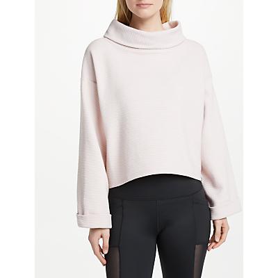 Varley Whittier Sweatshirt, Blush Pink