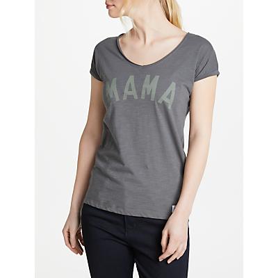 Selfish Mother Mama Slub T-Shirt