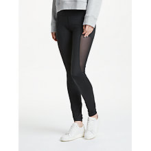 Buy Varley Venice Leggings, Black Online at johnlewis.com