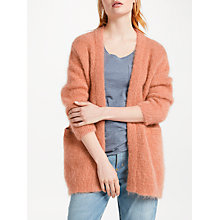 Buy Des Petits Hauts Capulco Cardigan, Blush Online at johnlewis.com