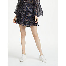 Buy Y.A.S Juniper Petite Skirt, Night Sky Online at johnlewis.com