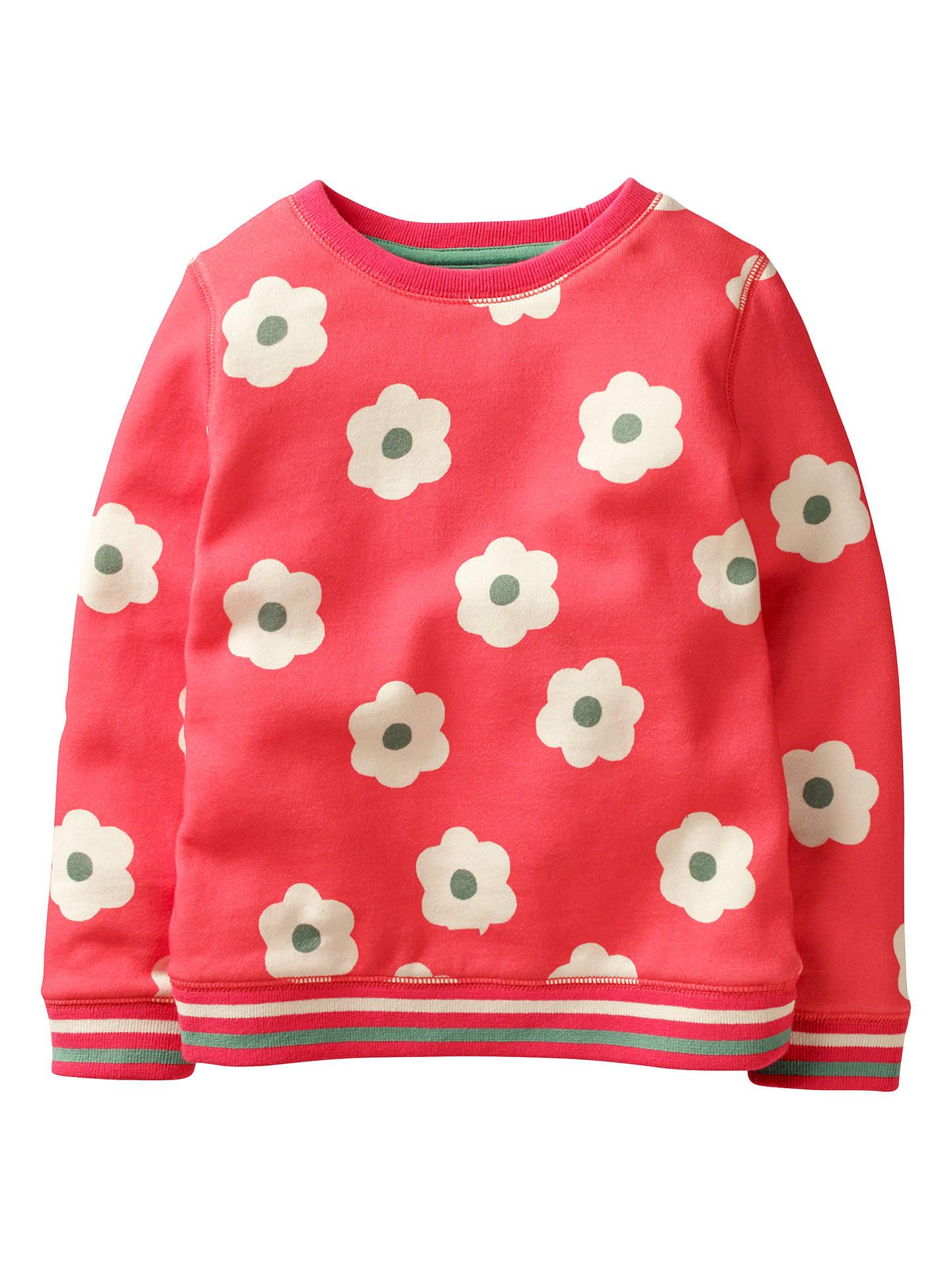 6591c0f92f09 Mini Boden Girls  Cosy Sweatshirt