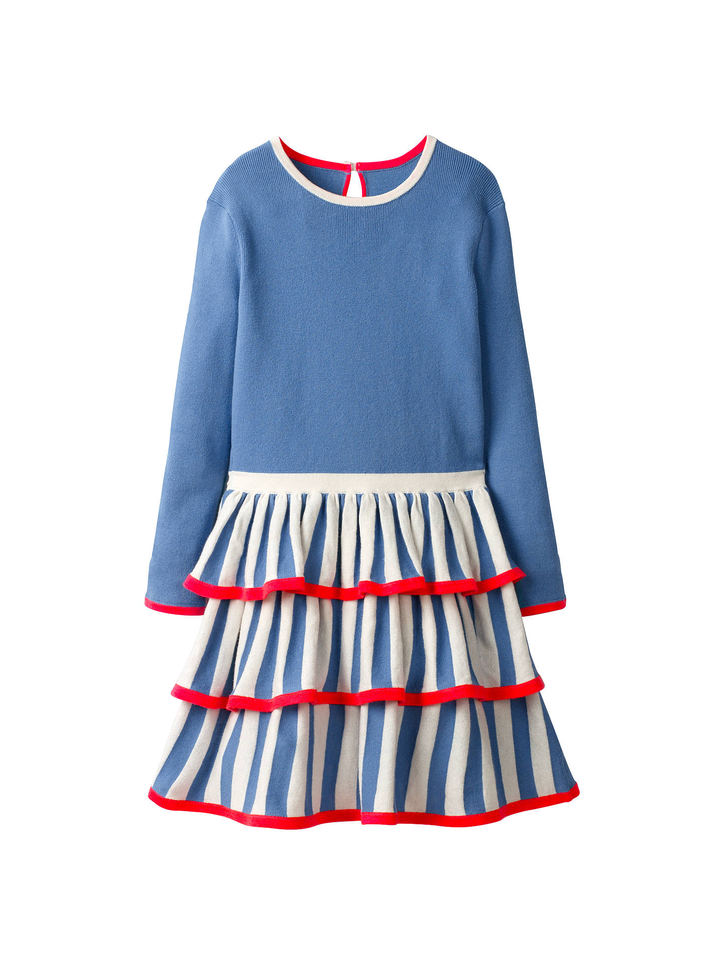 1c77db0a6a30 Buy Mini Boden Girls  Circus Stripe Knitted Dress