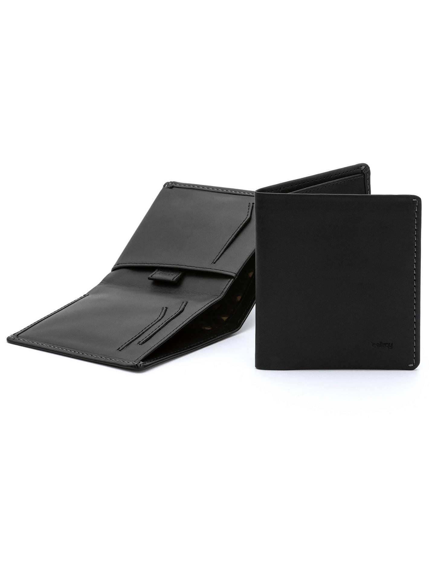 41f96588b29 Bellroy Note Sleeve Leather Wallet, Black
