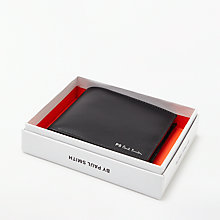 Buy PS Paul Smith Naked Lady Print Interior Bifold Leather Wallet, Black Online at johnlewis.com