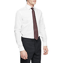 Buy Reiss Oxider Natural Stretch Slim Fit Shirt Online at johnlewis.com