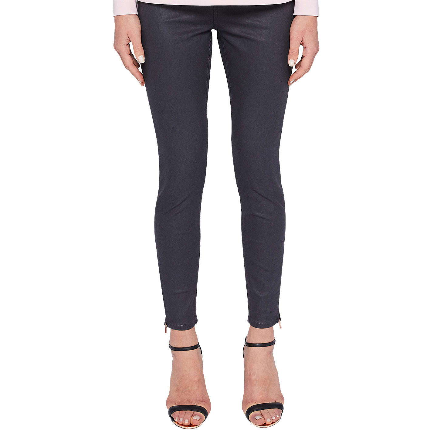 Coated Skinny Jeans Ted Baker