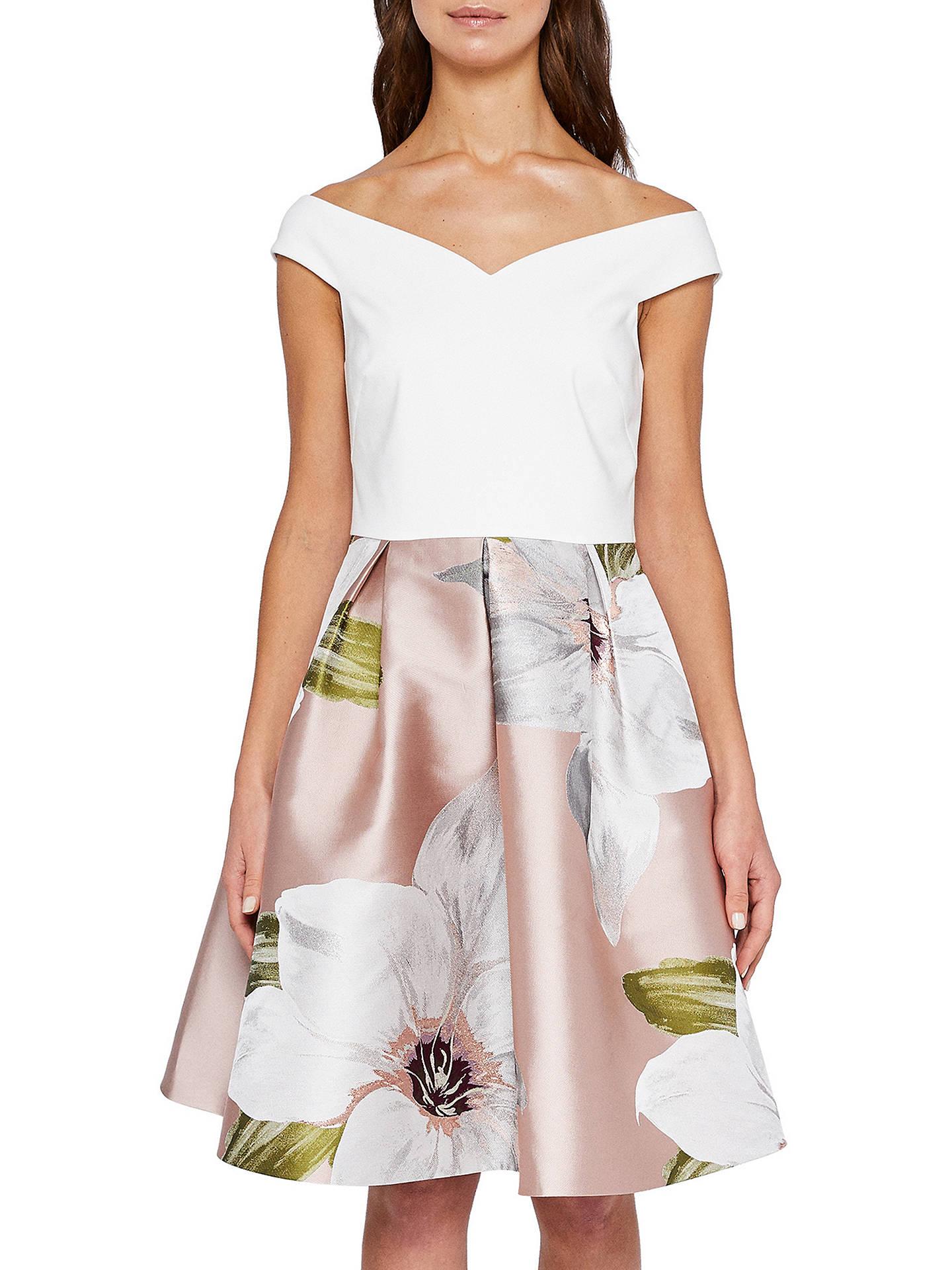 1bdcfe48f8c4 Buy Ted Baker Chatsworth Jacquard Dress
