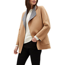 Buy Jaeger Double Face Duster Coat Online at johnlewis.com