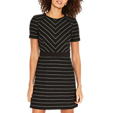 Buy Oasis Cutabout Stripe Dress, Multi Online at johnlewis.com