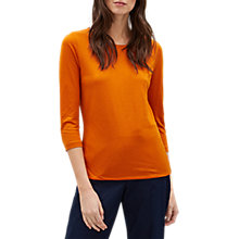Buy Jaeger Essential Jersey Top Online at johnlewis.com