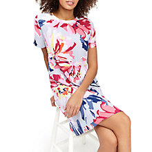 Buy Joules Floral Print Dress, Multi Online at johnlewis.com