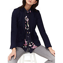 Buy Joules Single Breasted Jersey Blazer Online at johnlewis.com