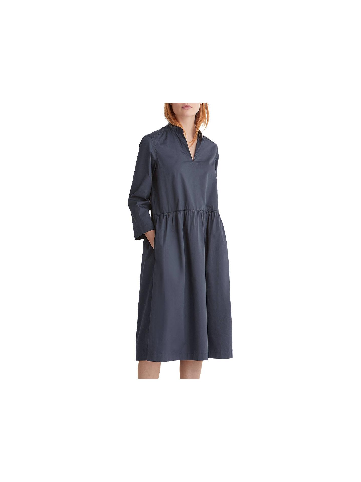7bc37658b95 Buy Toast Poplin Gathered Waist Dress