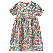 Buy Mini Boden Girls' Printed Dress, Multi Online at johnlewis.com