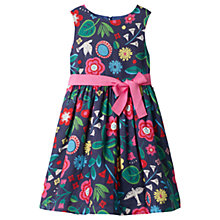 Buy Mini Boden Girls' Vintage Inspired Dress, Blue Online at johnlewis.com