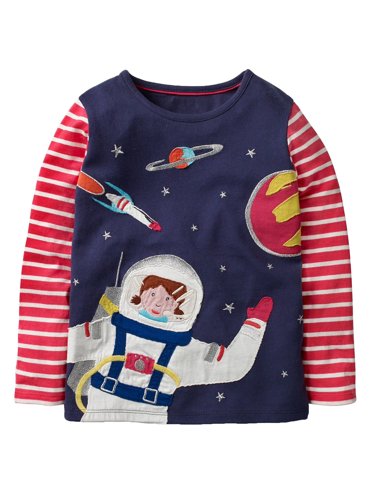 5d90605af Mini Boden Girls  Space Girl T-Shirt