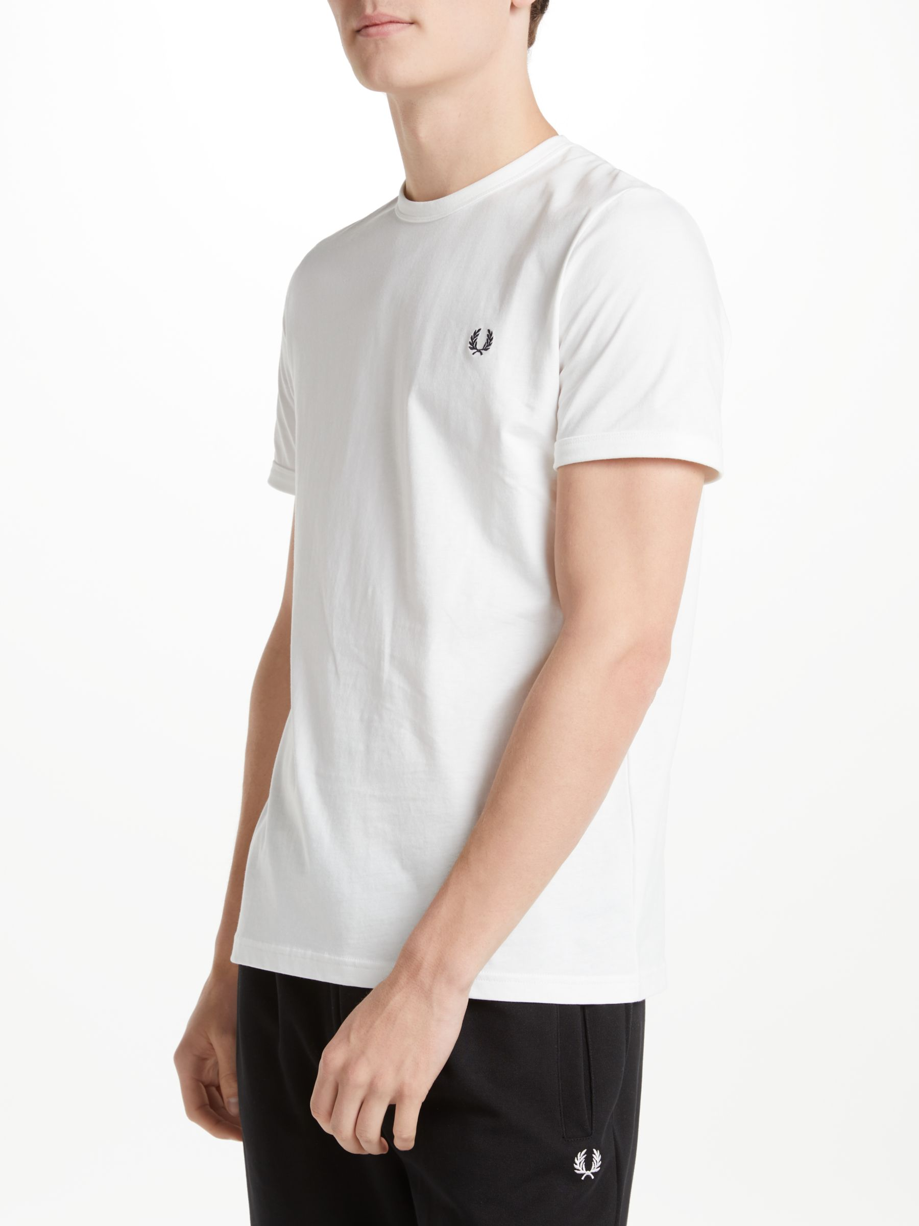 Fred Perry Fred Perry Ringer Crew Neck T-Shirt