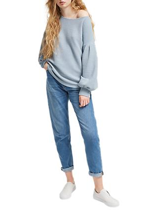 French Connection Ellen Textured Jumper