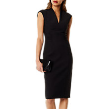 Buy Karen Millen Bodycon Pencil Dress, Black Online at johnlewis.com