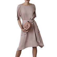 Buy Reiss Mars Belted Dress Online at johnlewis.com