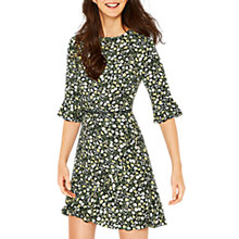 Buy Oasis Ditsy Print Tea Dress, Multi Online at johnlewis.com