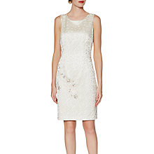 Buy Gina Bacconi Judith Floral Jacquard Dress Online at johnlewis.com