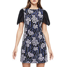 Buy Reiss Estelle Embroidered Dress, Multi Online at johnlewis.com