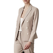 Buy Reiss Maddox Tailored Jacket, Camel Online at johnlewis.com