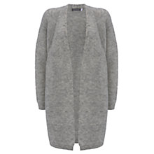 Buy Mint Velvet Chuck On Fluffy Cardigan Online at johnlewis.com