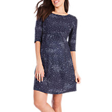 Buy Séraphine Minnie Maternity Nursing Shift Dress, Blue Online at johnlewis.com