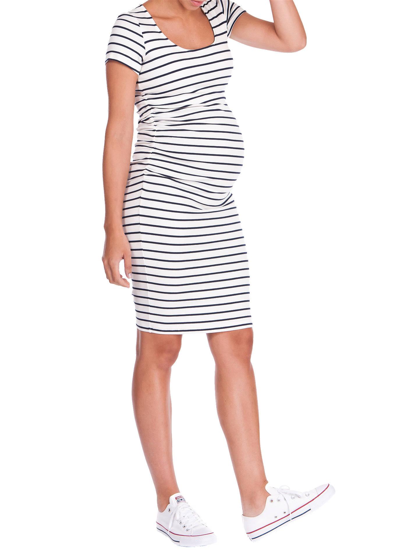 4d314b181ec ... Buy Séraphine Krista Bodycon Stripe Maternity Dress