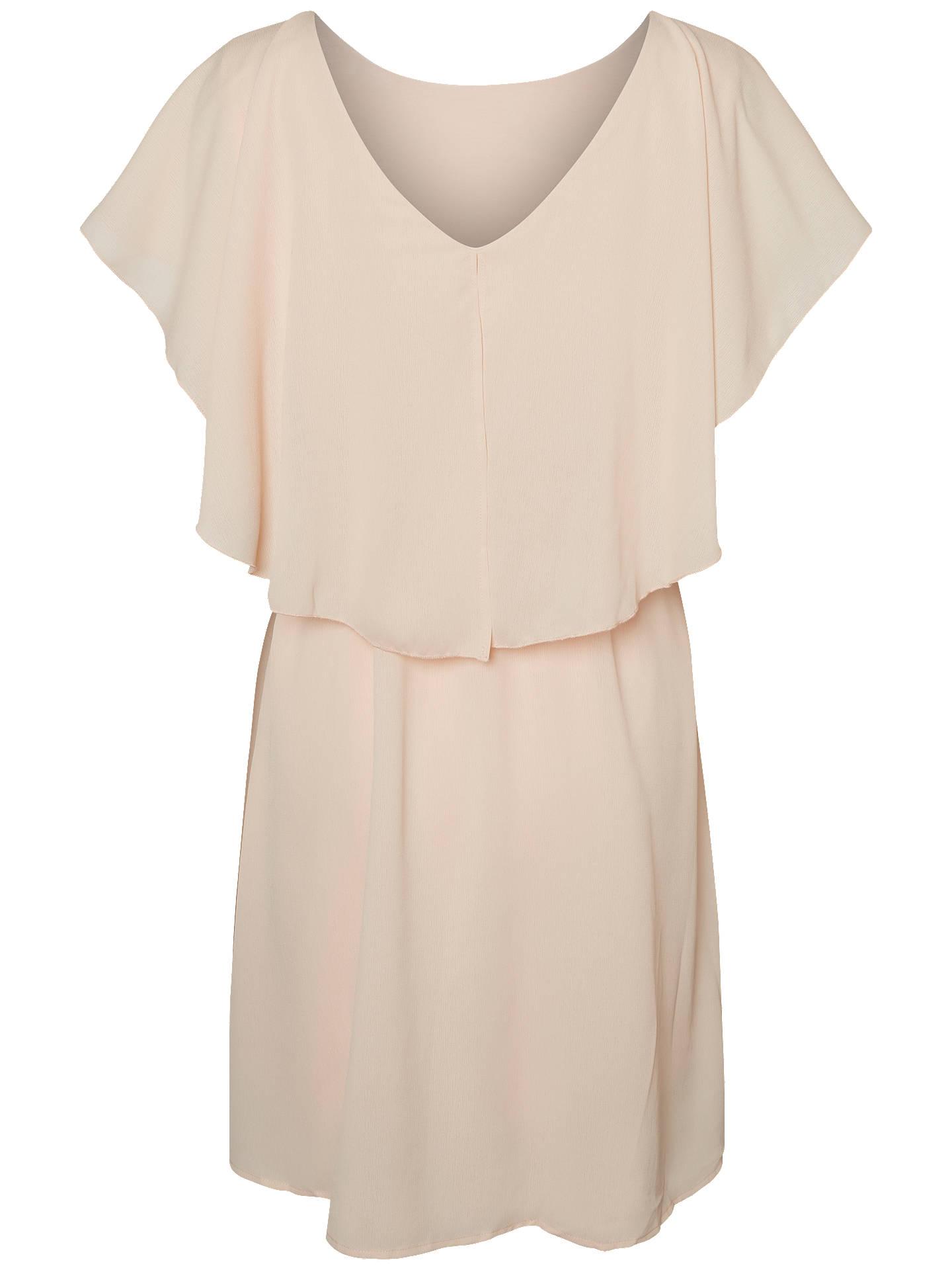 9c826c80a6408 Buy Mamalicious Kena June Maternity Nursing Dress, Peach, S Online at  johnlewis.com
