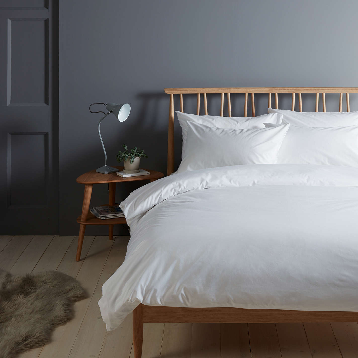 elm shams washed cotton duvet cover o west products organic