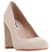 Buy Dune Bling Court Shoes Online at johnlewis.com