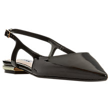 Buy Dune Cartelle Slingback Court Shoes Online at johnlewis.com