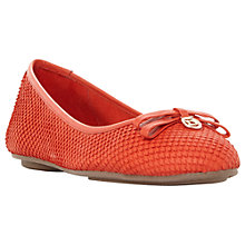 Buy Dune Harps Ballet Pumps Online at johnlewis.com