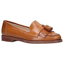Buy Carvela Leona Leather Pumps, Tan Online at johnlewis.com