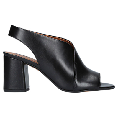 Carvela Andor Block Heel Court Shoes
