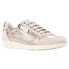 Buy Geox Myria Lace Up Trainers Online at johnlewis.com
