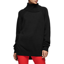 Buy Reiss Adele Roll Neck Jumper Online at johnlewis.com