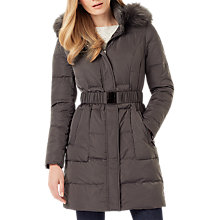 Buy Phase Eight Kalyn Puffer Jacket, Slate Online at johnlewis.com