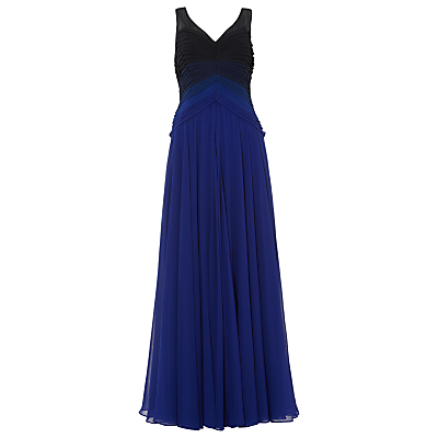 Phase Eight Collection 8 Elfie Ombre Dress, Cobalt