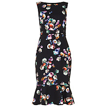 Buy Phase Eight Rosemont Floral Dress, Blue Online at johnlewis.com
