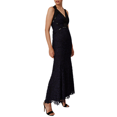 Phase Eight Collection 8 Romy Lace Dress, Navy