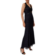 Buy Phase Eight Collection 8 Romy Lace Dress, Navy Online at johnlewis.com