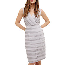Buy Phase Eight Sadie Dress, Smoke Online at johnlewis.com