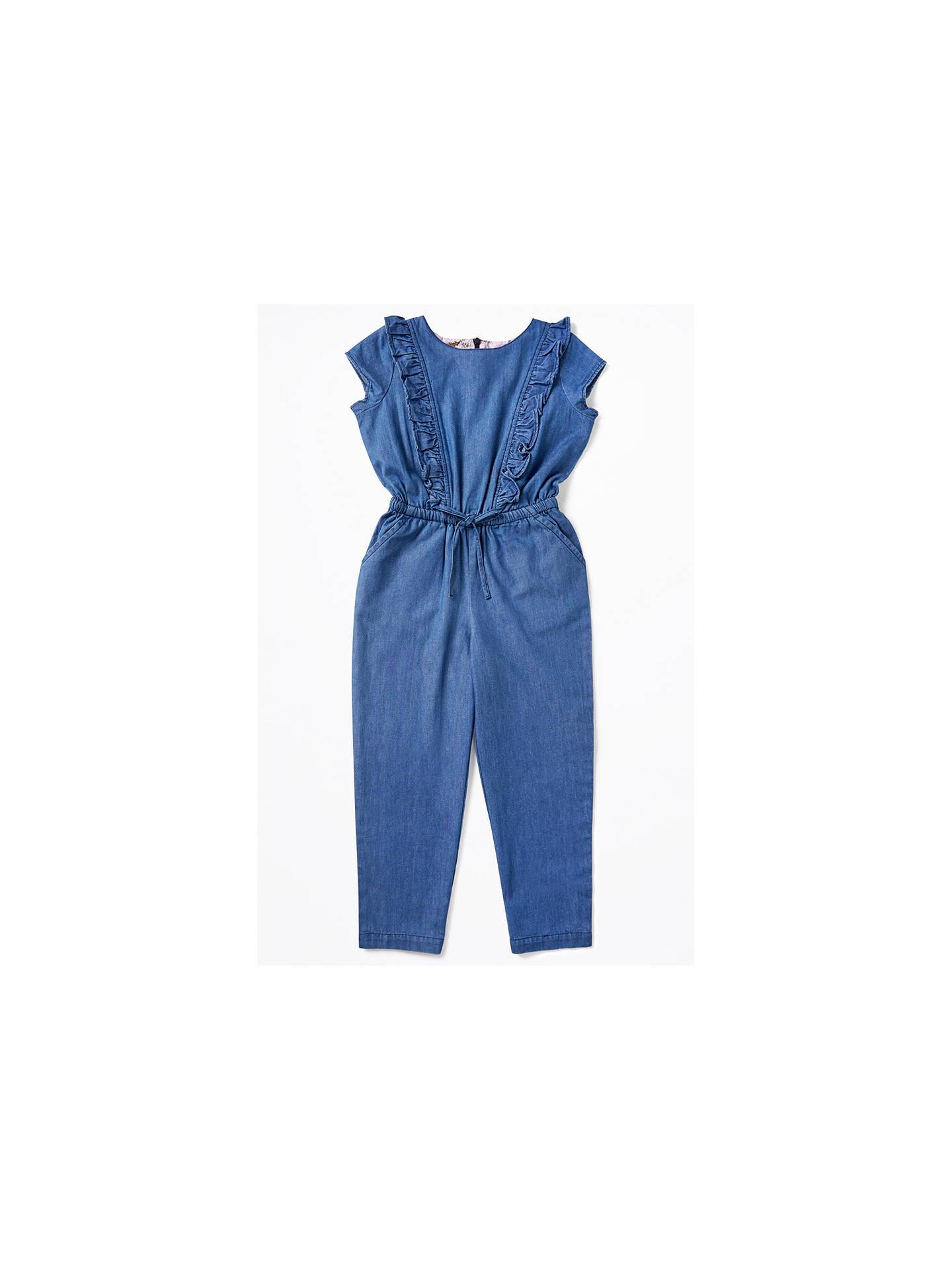 1fcc49b0f2 Buy Jigsaw Girls  Chambray Jumpsuit